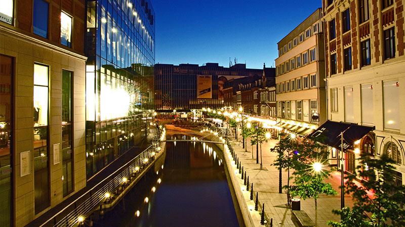 Koselige byer i danmark
