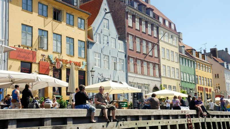 Flytte til København Danmark