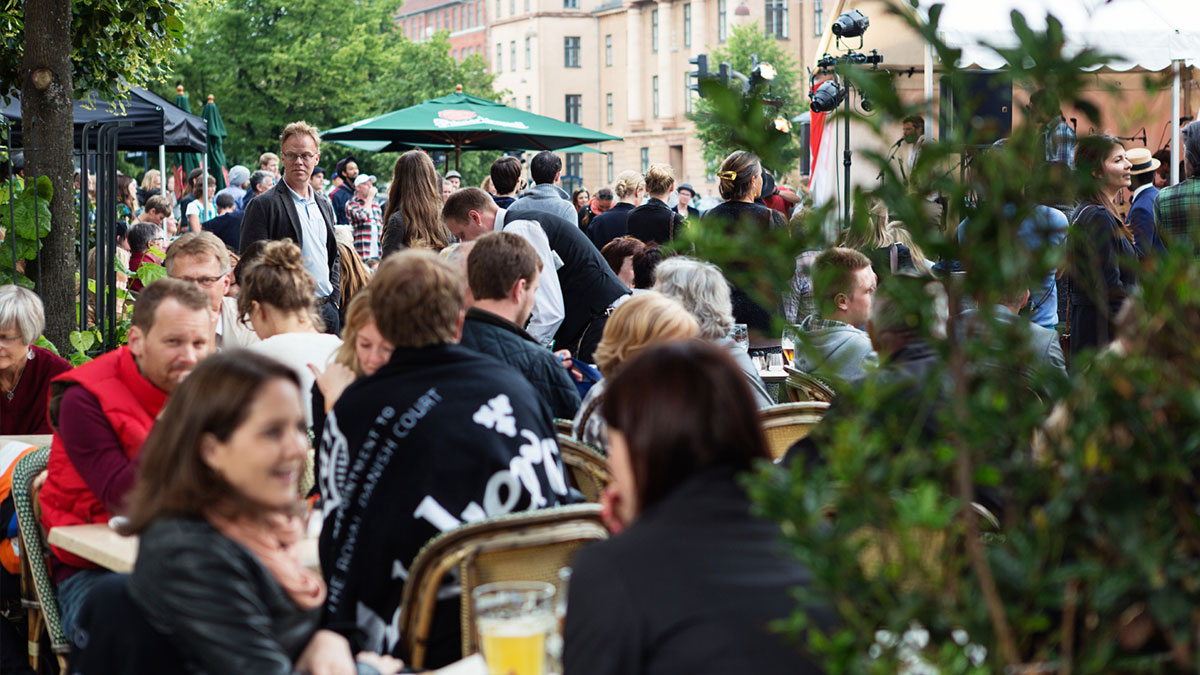 Turist i København
